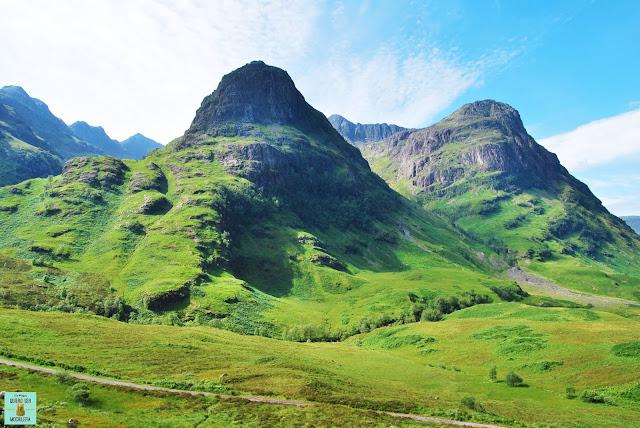 Glen Coe, Escocia