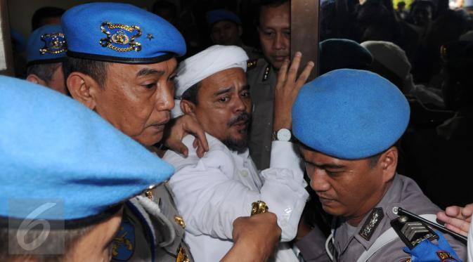 Jozz, Kapolda Jabar Pingin Habib Rizieq Cepat Ditetapkan Sebagai Tersangka Penistaan Pancasila