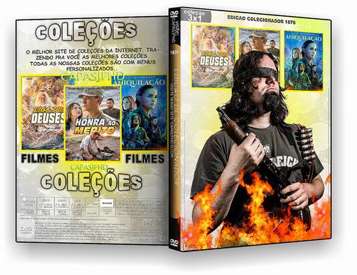 FILMES 3X1 – EDIÇÃO VOL.1676 – ISO