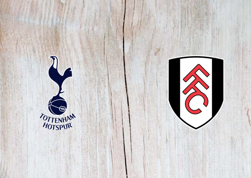 Tottenham Hotspur vs Fulham -Highlights 13 January 2021
