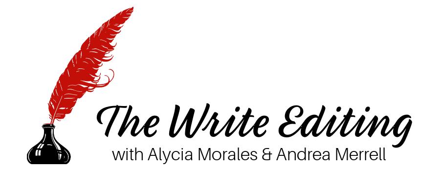 The Write Editing