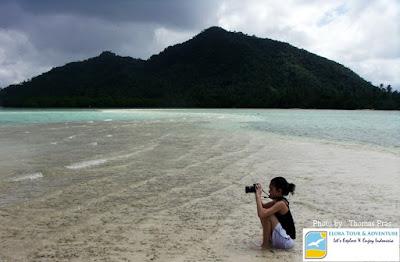 gallery foto pulau pahawang kecil