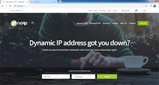 Website No-IP
