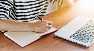 Online Article Wring Jobs, Work From Home