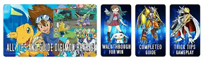 Game Anime Terbaik Digimon: ReArise