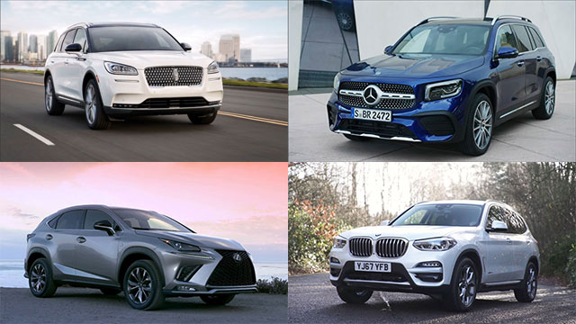 أفضل 10 سيارات دفع رباعي مدمجة فاخرة في سنة 2020