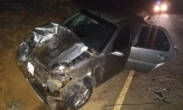 Duas pessoas morrem em grave acidente envolvendo quatro veículos em Caetité