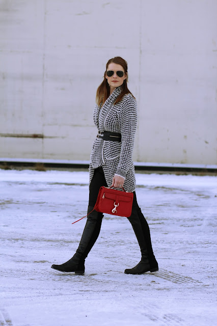 SheIn Sweater Outfit