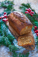 Cake d'hiver poire-cardamome