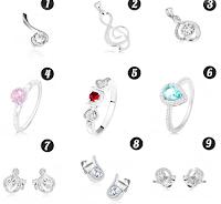 Logo Vedi, scegli e puoi vincere gratis gioielli a tua scelta ( anelli, orecchini, pendenti)