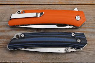 Y-Start LK5016 flipper vs. JIN01