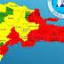 COE mantiene todas las provincias RD en alerta por Isaías; 14 están en rojo