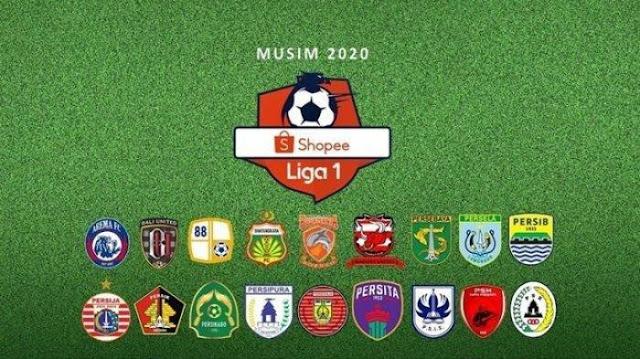 Pemain dan Pelatih Setuju Liga 1 2020 Dilanjutkan