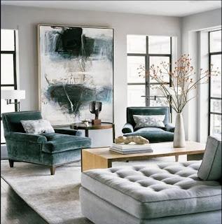 decoración sala pequeña