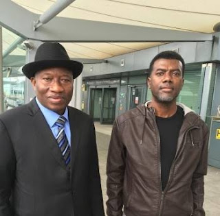 "Reno Omokri Congratulates Jonathan @ 62: ""Under The Sun & Rain, I Will There"""