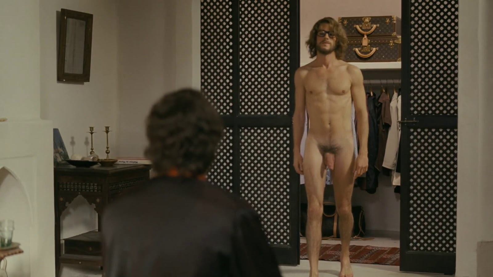 Consider, that gaspard ulliel naked all clear