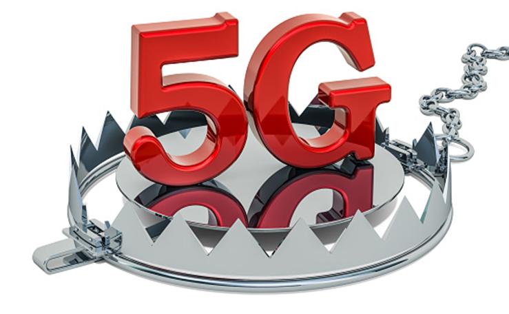Armadilha da Rede 5G: A tecnologia do colapso global