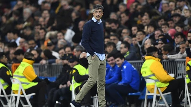 Real Madrid 0x2 Real Sociedad – AUPA, IMANOL!!!