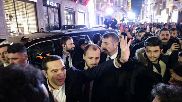 """Σαμπάχ: """"Τούρκοι και οι Έλληνες φασίστες προκαλούν τα προβλήματα ανάμεσα στους λαούς"""""""