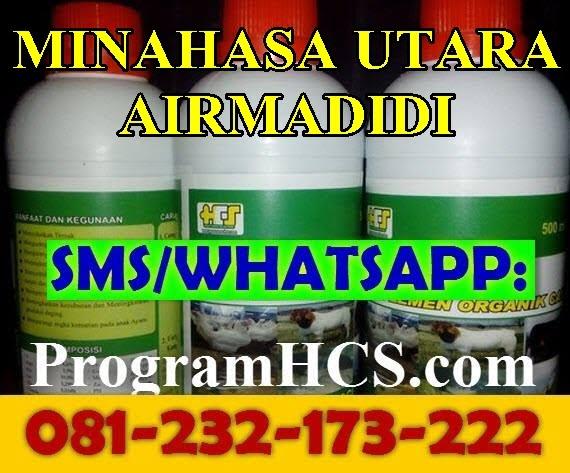 Jual SOC HCS Minahasa Utara Airmadidi