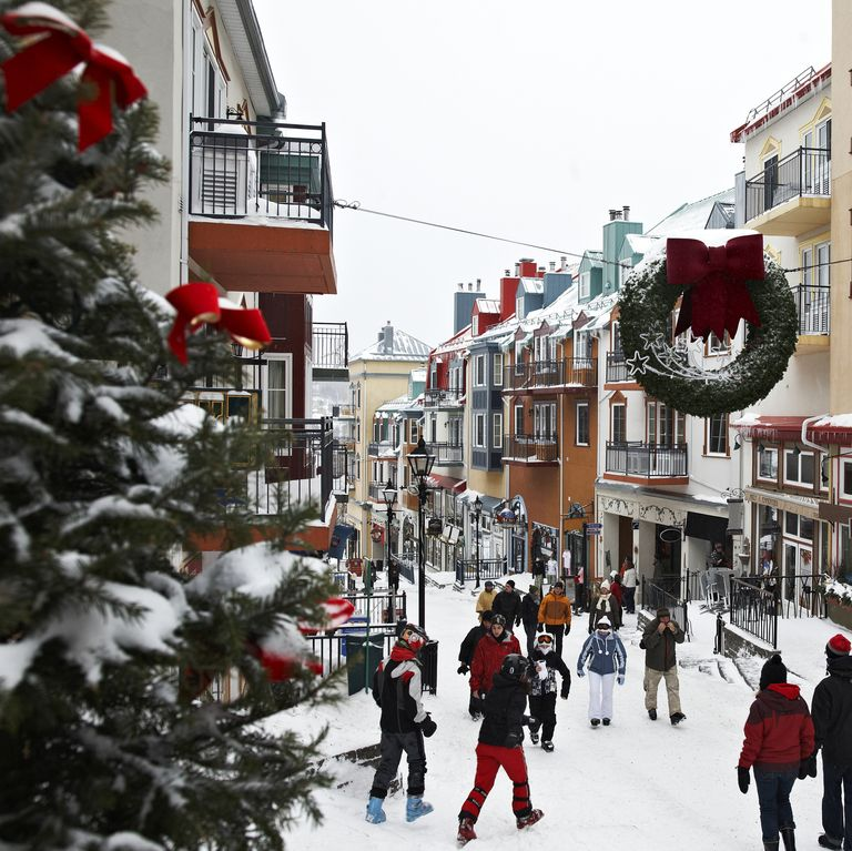 10 Most Beautiful Christmas Towns and Villages in The World