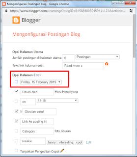 cara menghilangkan tanggal postingan blog di mesin penelusuran