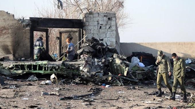176-an utaztak a lezuhant ukrán gépen