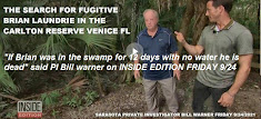 I Called it on Sept 24 with INSIDE EDITION if Brian Launfrie is in swamp he is dead