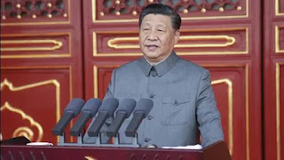 China-India : Chinese President Promotes  4 Border Commander to rank of General
