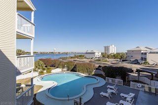 Perdido Key FL Condo For Sale, Docks on Old River