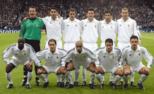 Equipa real madrid