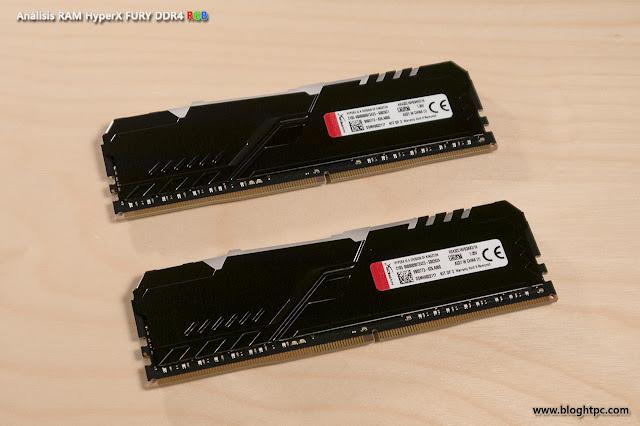 HyperX FURY DDR4 RGB
