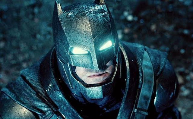 Ben Affleck as Batman in Zack Snyder's Batman v Superman: Dawn of Justice (2016)