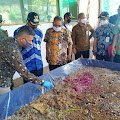 Warga Pesanggrahan Jakarta Selatan Manfaatkan Ulat Manggot untuk Uraikan Sampah
