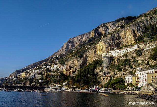 Marina de Amalfi, Costa Amalfitana