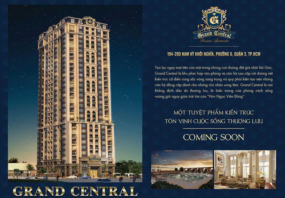 Dự án Grand Central