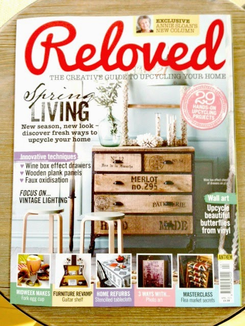 Homeroad is In Reloved Magazine's April Edition