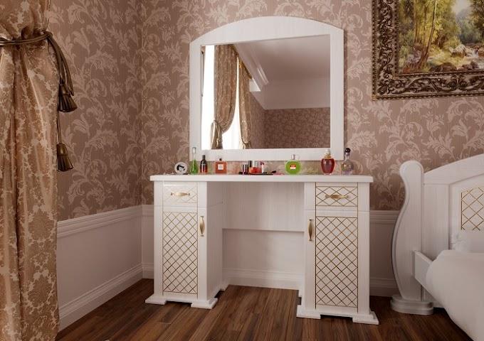 Туалетный стол для спальни Женева ТМ ЧДК