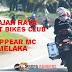 Konvoi Jelajah Raya Bersama Fast Bikes Club dan Reappear MC ke Melaka