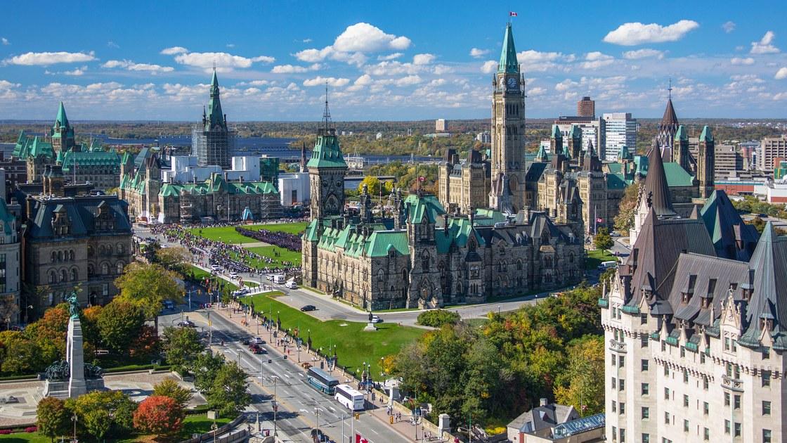 Đôi nét về thủ đô Canada - Ottawa - Thủ đô đáng sống tại Canada