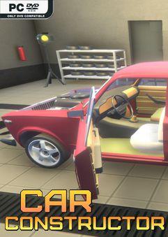 تحميل لعبة محاكي تصليح السيارات Car Constructor للكمبيوتر إصدار DARKSIDERS
