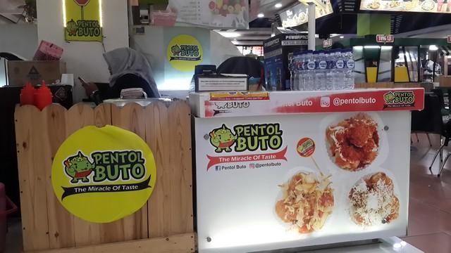 Pentol Bakso Sajian Alternatif Jajanan dari Pentol Buto