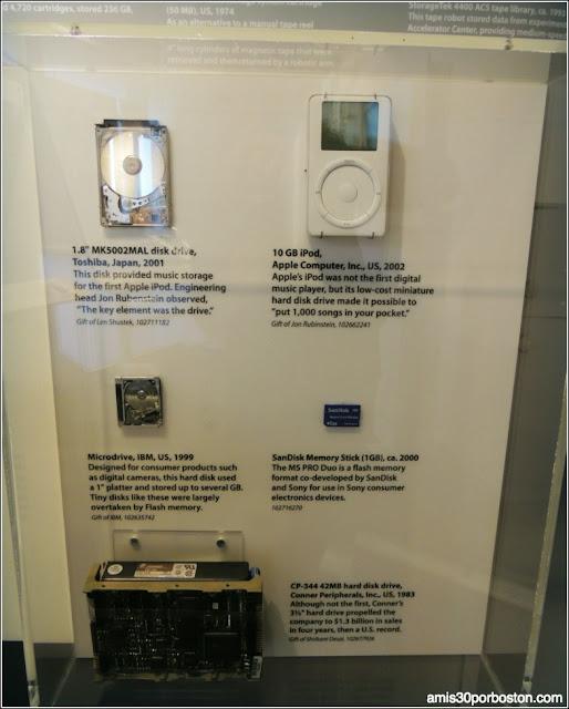 Computer History Museum: Productos Electrónicos Portátiles