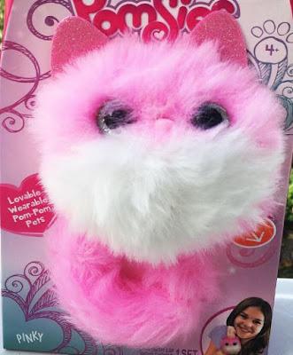 Кошечка Pomsies Pinky (Лулу)