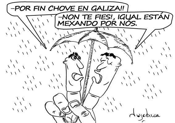 Temporal en Galiza