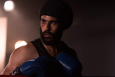 Tiger 2018 boxing movie still Prem Singh