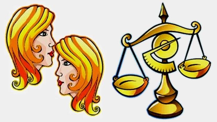 Compatibilità tra Gemelli e Bilancia in amore