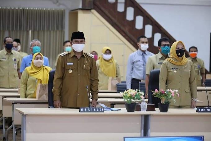 Paripurna LKPj Walikota Madiun TA 2019, PAD Kota Madiun Tembus Rp 226 Miliar