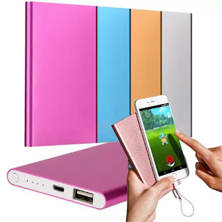 powerbank 6800mah caricatore esterno on tenck