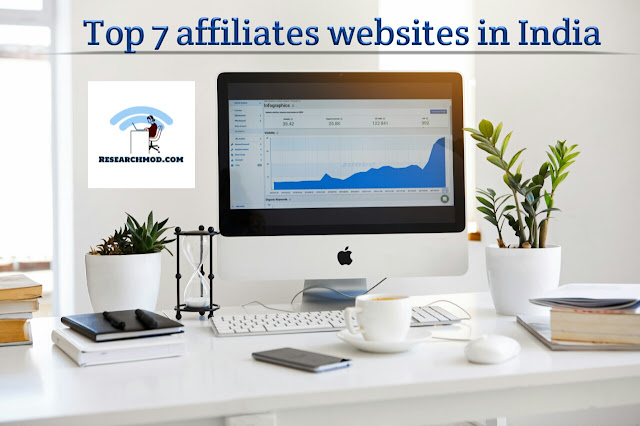 Top 7 affiliates websites in india (listing in hindi) new bloggers.